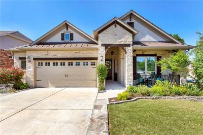 Austin Single Family Home Pending - Taking Backups: 764 Wild Rose Dr