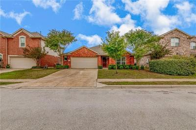 Pflugerville Single Family Home For Sale: 18808 Gold Dust Pass