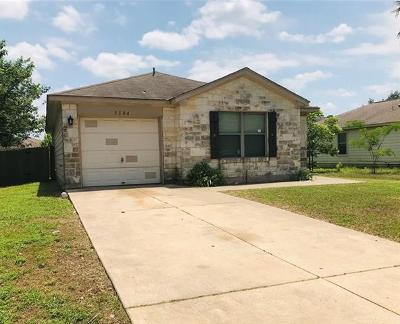 Austin Single Family Home For Sale: 5304 Apple Orchard Ln