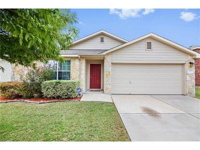 Hutto Single Family Home Pending - Taking Backups: 311 Brown St