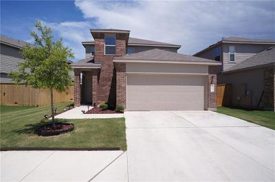 Jarrell Single Family Home For Sale: 113 Open Sky Way #3D