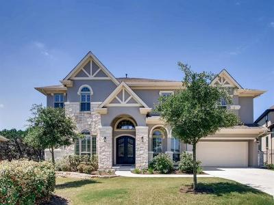 Austin Single Family Home For Sale: 4501 Gallego Cir