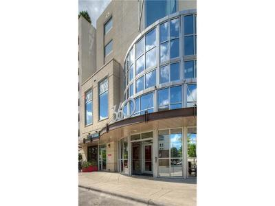 Austin Condo/Townhouse For Sale: 360 Nueces St #907