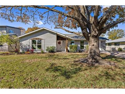Single Family Home For Sale: 4704 Broadhill Dr