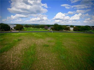 Spicewood Residential Lots & Land For Sale: 26605 Woodpecker Trl
