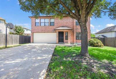 Pflugerville Single Family Home For Sale: 708 Betterman Dr