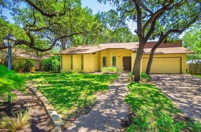 Single Family Home For Sale: 11701 Oak Knoll Dr