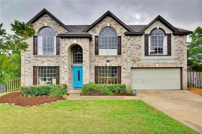 Hays County, Travis County, Williamson County Single Family Home For Sale: 7601 Callbram Ln