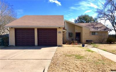 Giddings Single Family Home For Sale: 248 Gruetzner Dr