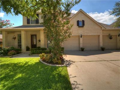 Round Rock Single Family Home For Sale: 2340 Berwick Dr