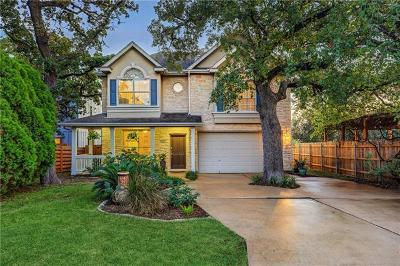 Austin Single Family Home For Sale: 1495 Inglewood St