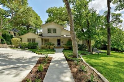 Single Family Home For Sale: 4107 Jefferson St