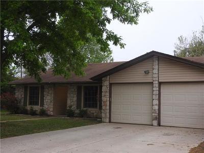 Taylor Single Family Home Pending - Taking Backups: 2903 Davis St