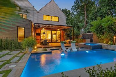 Austin Single Family Home Pending - Taking Backups: 2010 Goodrich Ave #5A
