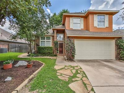 Travis County Single Family Home Pending - Taking Backups: 7728 Kiva Dr