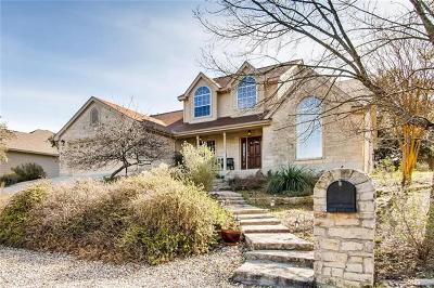 Wimberley Single Family Home For Sale: 7 Champion Ct