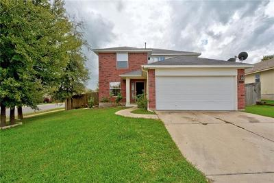 Austin Single Family Home Pending - Taking Backups: 15217 Wideleaf Cv