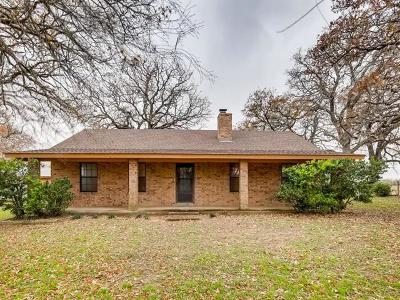 Bastrop County Single Family Home For Sale: 191 Pleasant Grove Loop