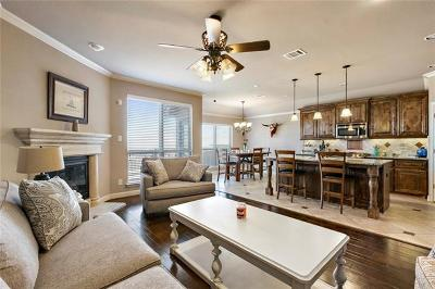 Hutto Single Family Home For Sale: 114 Buescher Cv