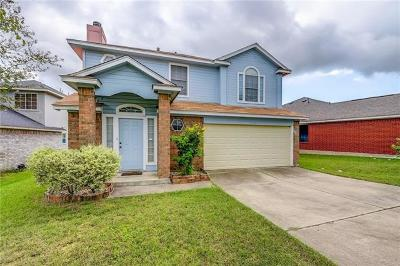 Pflugerville Single Family Home For Sale: 13725 Lampting Dr