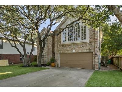 Cedar Park Single Family Home For Sale: 1308 Shady Grove Path