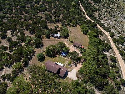 Spicewood Single Family Home Pending - Taking Backups: 5315 Canyon Ranch Trail Trl