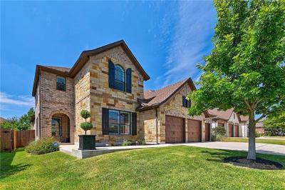 Cedar Park Single Family Home Pending - Taking Backups: 1409 Terrace View Dr