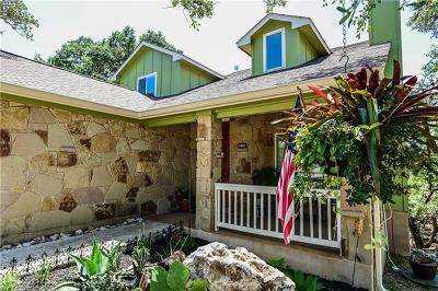 Wimberley Single Family Home For Sale: 8 Tammy Ter