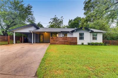 Austin Single Family Home For Sale: 3206 Overcup Oak Dr