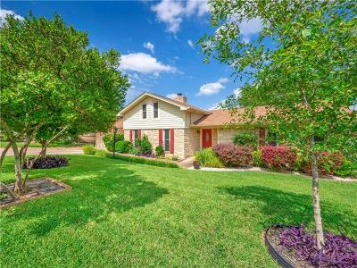 Austin Single Family Home For Sale: 12313 Knoll Ridge Dr