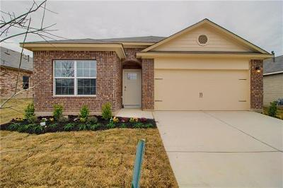 Round Rock Rental For Rent: 2812 Bridekirk Dr