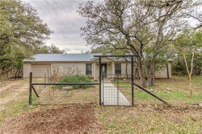 Georgetown Rental For Rent: 3307 W State Highway 29