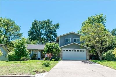 Travis County Single Family Home For Sale: 1807 Saint Albans Blvd
