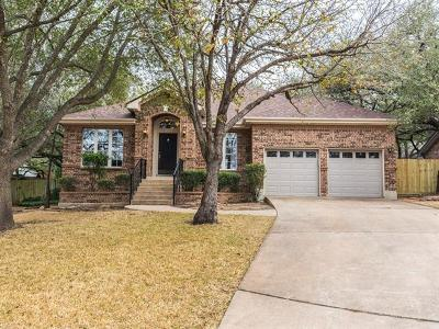 Travis County Single Family Home For Sale: 11005 South Bay Ln