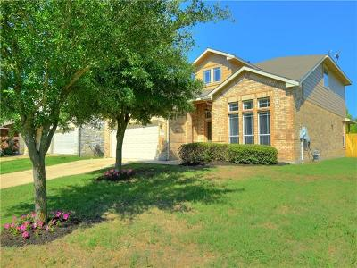 Pflugerville Single Family Home For Sale: 18716 Dry Pond