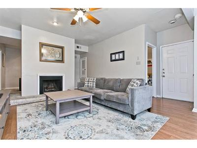 Condo/Townhouse Pending - Taking Backups: 2529 Rio Grande St #77