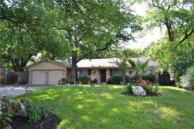 Austin Single Family Home For Sale: 5711 Sandhurst Cir