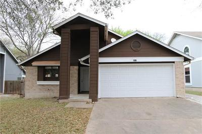 Single Family Home For Sale: 2212 Waterway Bnd