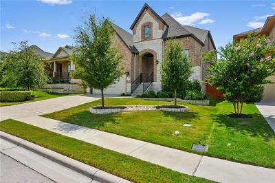 Leander Single Family Home For Sale: 913 Purple Moor Pass