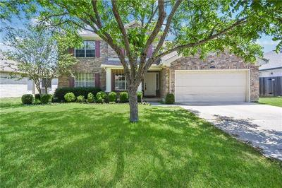 Cedar Park Single Family Home For Sale: 1908 Hollow Ridge Dr