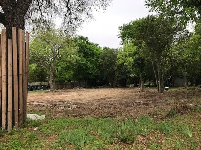 Hays County Residential Lots & Land For Sale: 1412 W Hopkins St