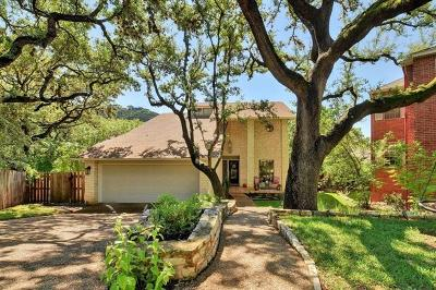 Travis County Single Family Home Pending - Taking Backups: 5801 Tom Wooten Cv