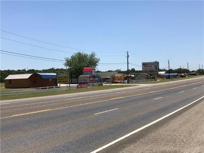 Lampasas Commercial For Sale: 6148 E Highway 190