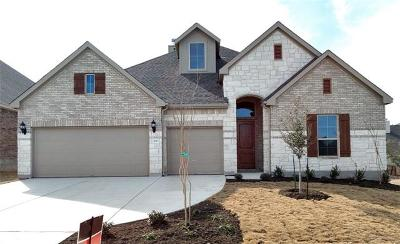Leander Single Family Home For Sale: 837 Bliss Ln