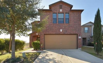 Hays County, Travis County, Williamson County Single Family Home Pending - Taking Backups: 9208 Edmundsbury Dr