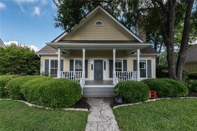 Salado Single Family Home For Sale: 418 Home Place Ln