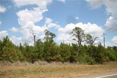Bastrop County Residential Lots & Land For Sale: 122 Hereford Ln