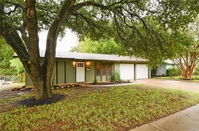 Austin TX Single Family Home For Sale: $289,900