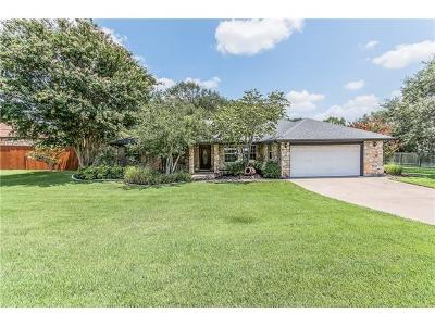 Dripping Springs Single Family Home Pending - Taking Backups: 810 Meadow Oaks Dr