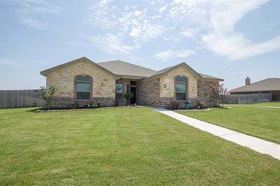 Salado Single Family Home For Sale: 3105 Saint Matthew St
